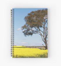 Road to Maryborough  Spiral Notebook