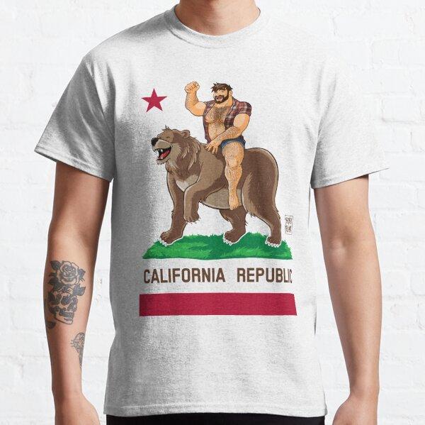 CALIFORNIA BEAR Classic T-Shirt