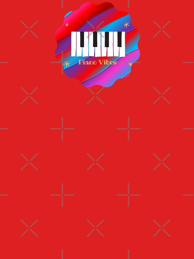 «Couleurs Piano Vibes» par qinspi