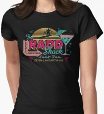 The Radd Shack Womens Fitted T-Shirt