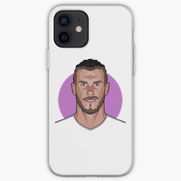 Gareth Bale 2015/2016 iPhone Soft Case