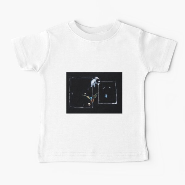 Ominous pieces 3 Baby T-Shirt