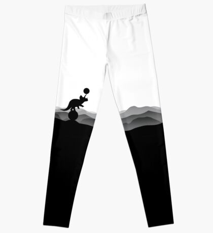 DINO CIRCUS - DINOSAUR AT THE CIRCUS - Dino collection Leggings