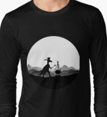 DINO COOK - Dinosaur Cooking Long Sleeve T-Shirt