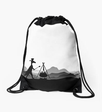 DINO COOK - Dinosaur Cooking Drawstring Bag