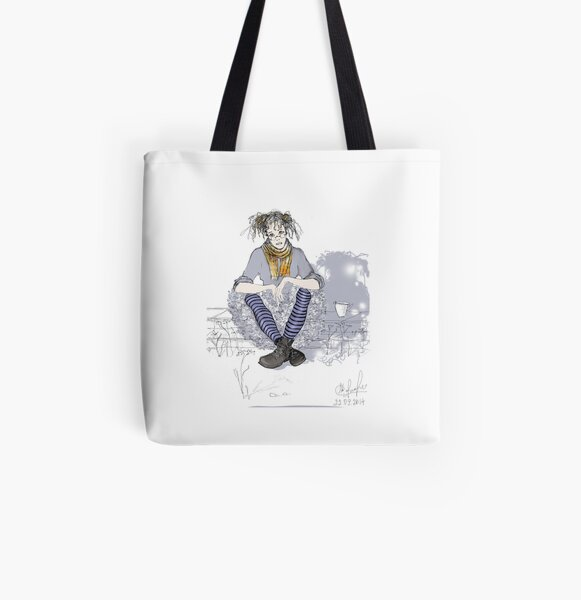 cup of coffee All Over Print Tote Bag