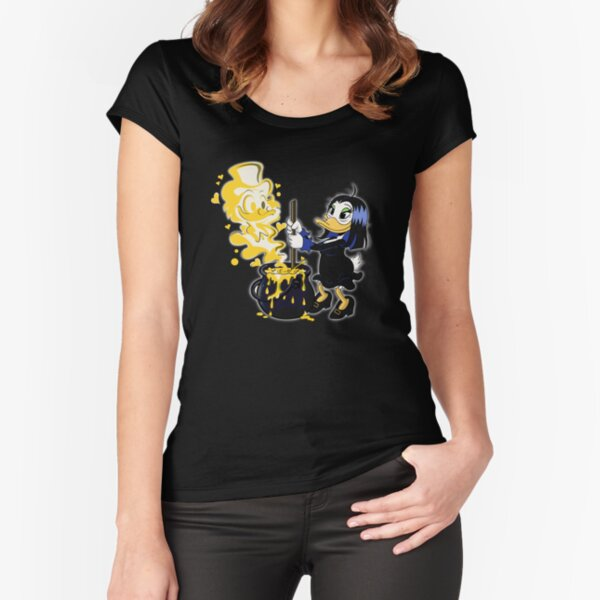 Dimeshipping - Cauldron Fitted Scoop T-Shirt