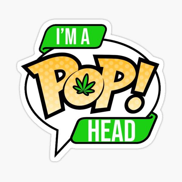 Je suis un POP! Tête Sticker
