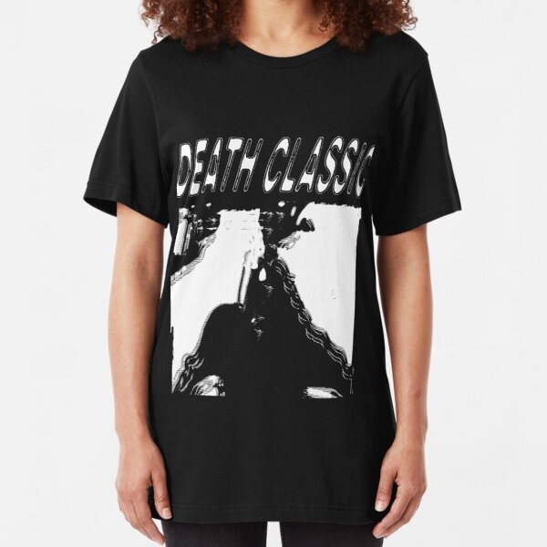 Death Classic (-Death Grips) Slim Fit T-Shirt