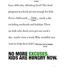 City Harvest Ad by Lindsey W