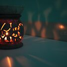The candle within.. by bambiisme