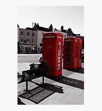UK Photographic Print
