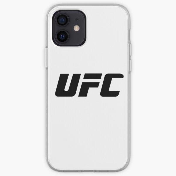 UFC Logo iPhone Soft Case