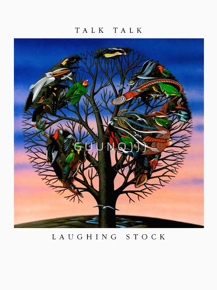 Talk Talk - Laughing Stock by bluedragon898