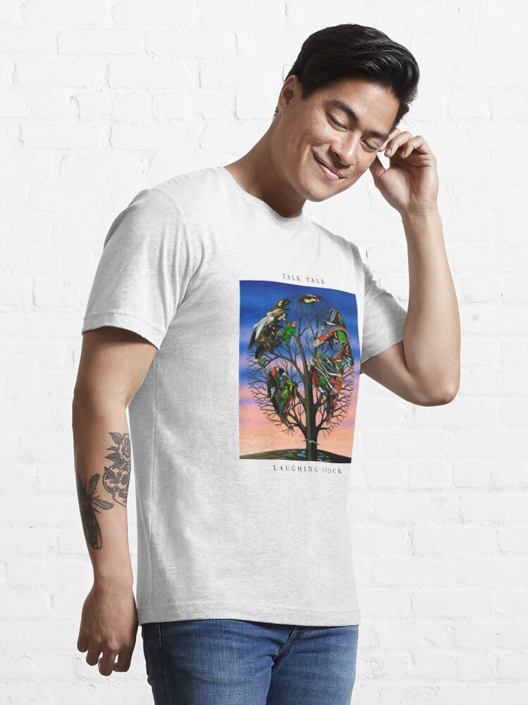 Alternate view of Talk Talk - Laughing Stock Essential T-Shirt
