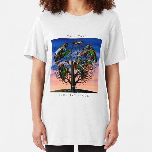 Talk Talk - Laughing Stock Slim Fit T-Shirt