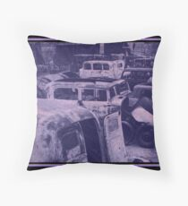 The Kingdom of Husks Throw Pillow