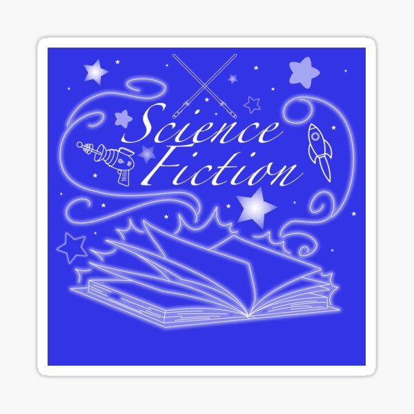Science Fiction Sticker