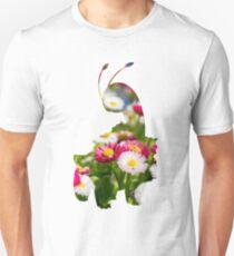 Meganium used petal blizzard T-Shirt