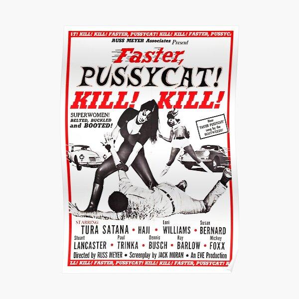 Faster Pussycat Kill Kill (1965) 1 Poster