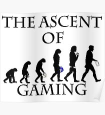 The Ascent of Gaming Poster