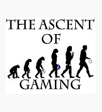 The Ascent of Gaming Photographic Print