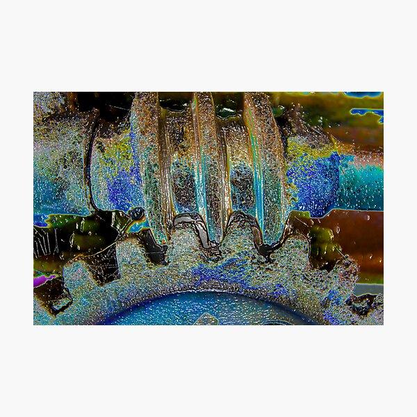 grinder Photographic Print