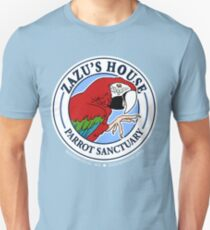 Zazu's House Logo Unisex T-Shirt
