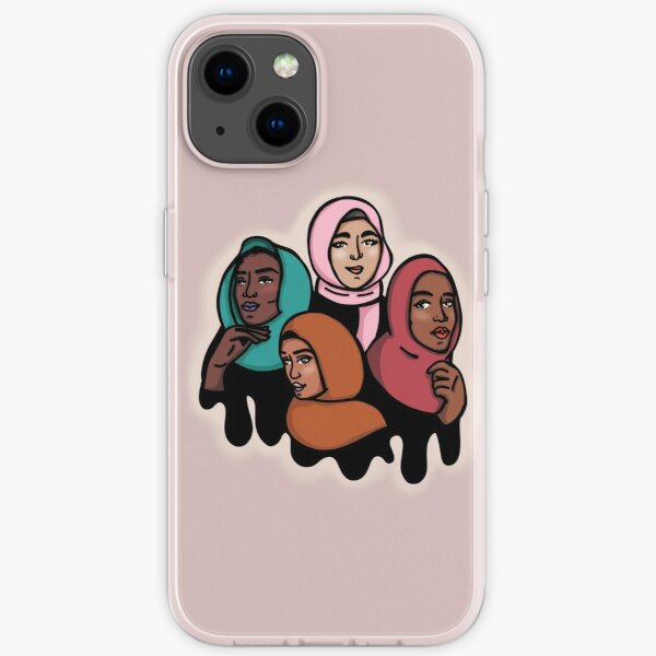 SISTERS iPhone Soft Case