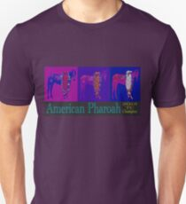 Triple Crown Champ American Pharoah Pop Art Unisex T-Shirt