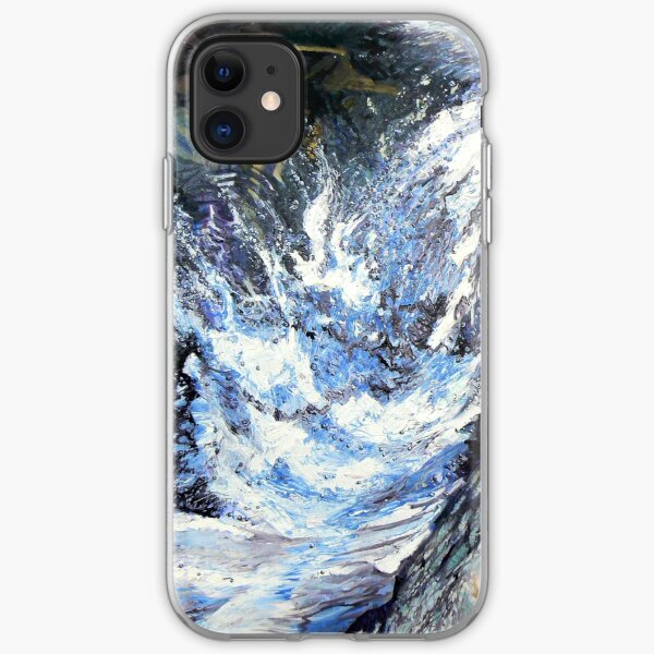 White Water Series. iPhone Soft Case