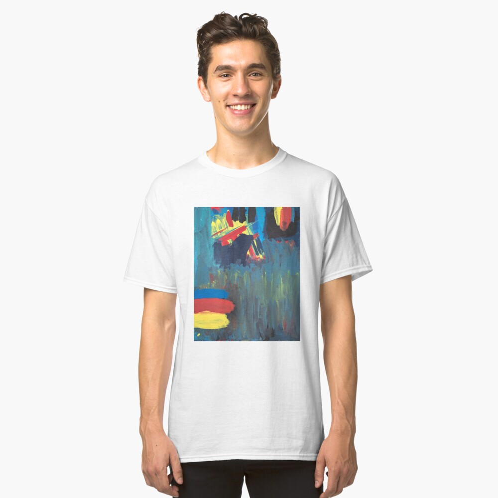 Climbing Trees In the Ocean Classic T-Shirt