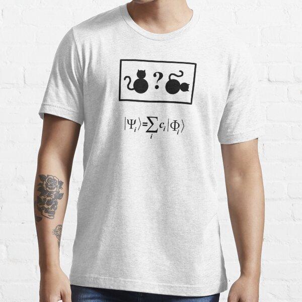 Schroedingers Katze Essential T-Shirt
