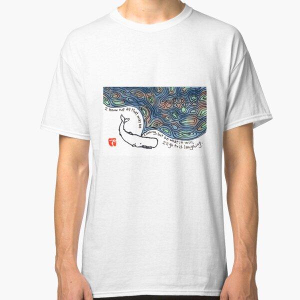 Moby Dick v.3 Classic T-Shirt