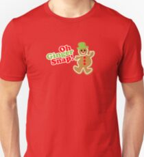 Oh Ginger Snap! T-Shirt