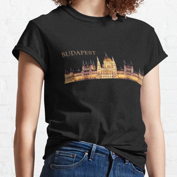 Budapest Travel Souvenir Classic T-Shirt