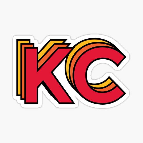 Retro KC Sticker