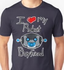 I <3 my Robot Boyfriend T-Shirt
