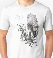 Barred Owl Shirt - Keeping an eye out. T-Shirt