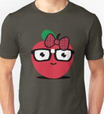 Nerdy Apple (girl) T-Shirt