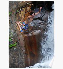 Smalls Falls Leap of Faith #8 Poster