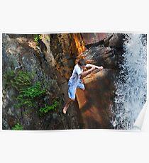 Smalls Falls Leap of Faith #16 Poster