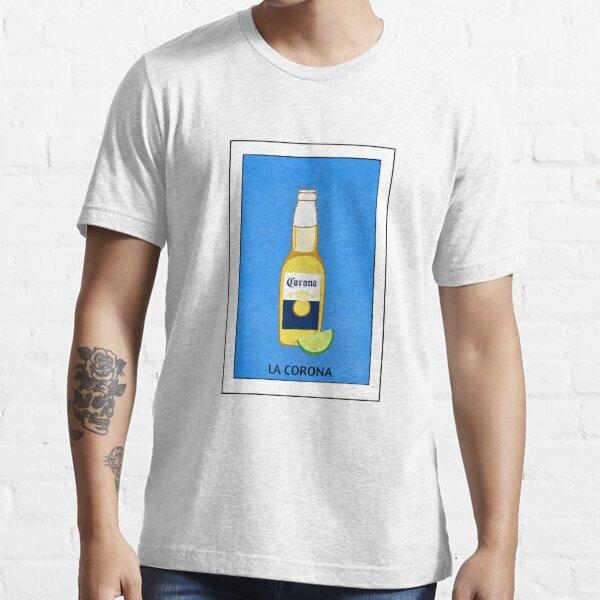 Funny Latinx La Corona  Essential T-Shirt
