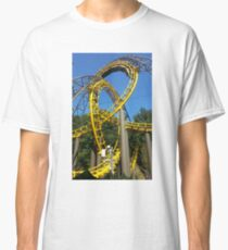 Loch Ness Monster LOOPS Classic T-Shirt
