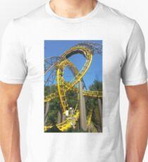Loch Ness Monster LOOPS Unisex T-Shirt