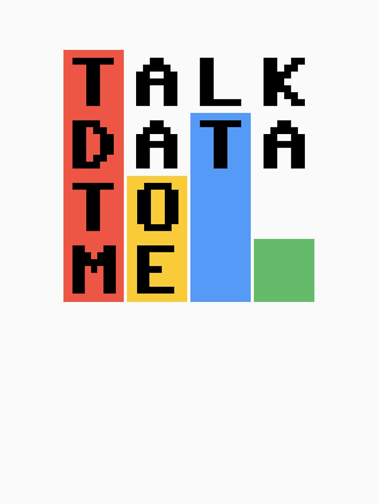 Talk Data To Me by flashman