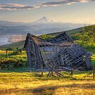 Columbia River Homestead (Washington State) by Brendon Perkins