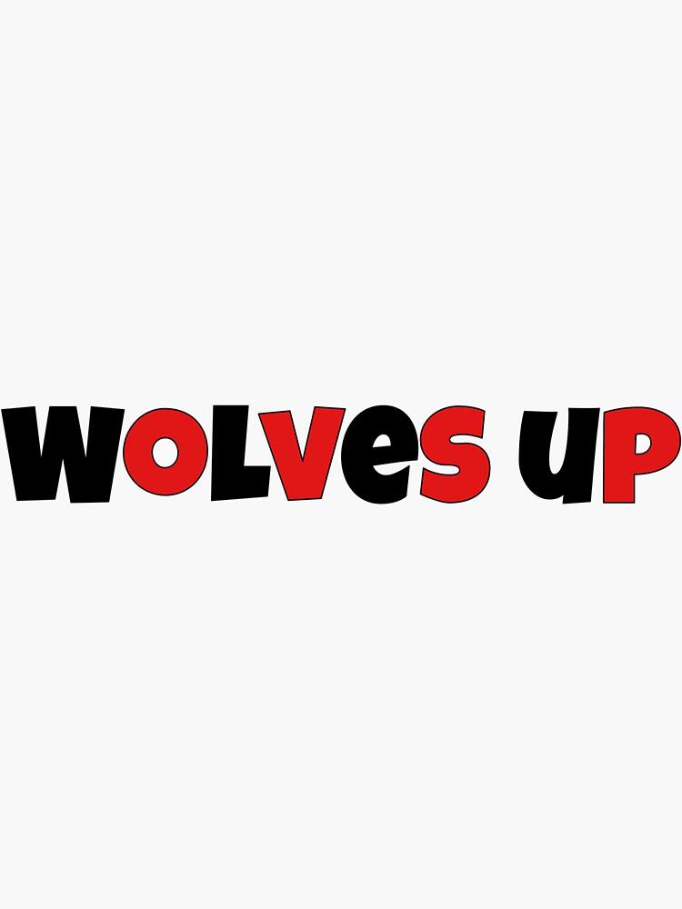 Arkansas State University Wolves Up by alyssacohn
