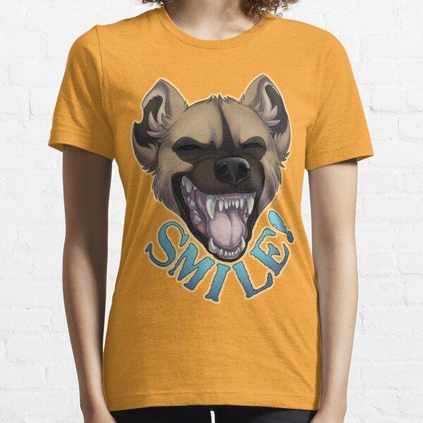 SMILE! Hyena Essential T-Shirt