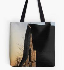 Sunny Barn Tote Bag